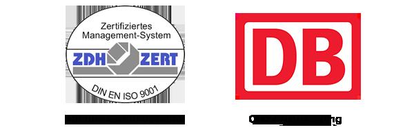 Köhler Beton ist mehrfach zertifiziert.